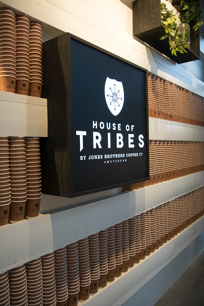 House of tribes logo