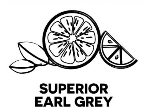 – Superior earl grey –Probably the best known tea, Earl Grey is produced from citrus fruit similar to oranges which come from southern regions. Finest Yunnan, which gives the blend a slightly earthy touch ; a nuance from mellow Keemun teas ; and a Ceylon which unites the teas to their fullness